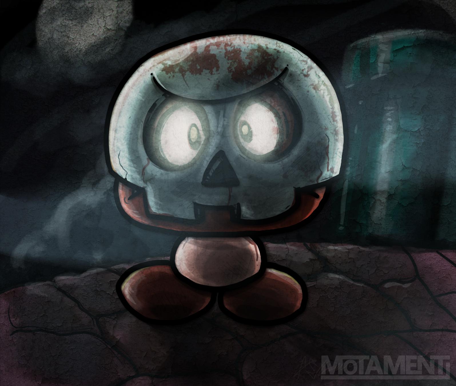 Spooky Goomba