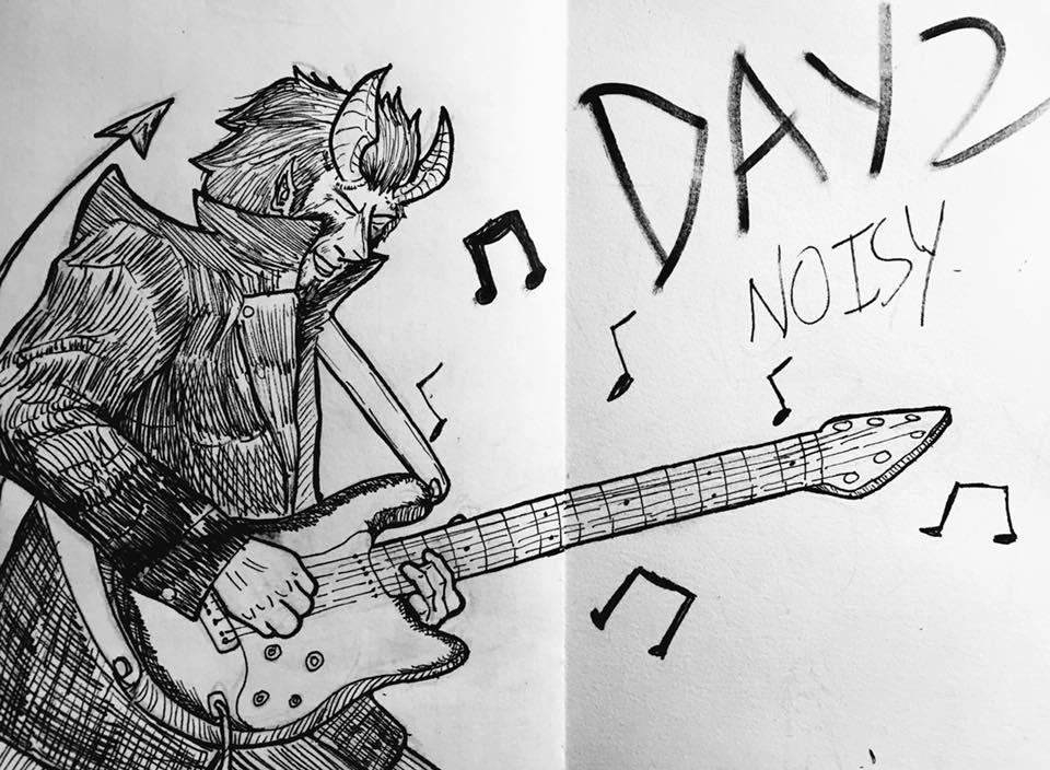 Day 2-Noisy