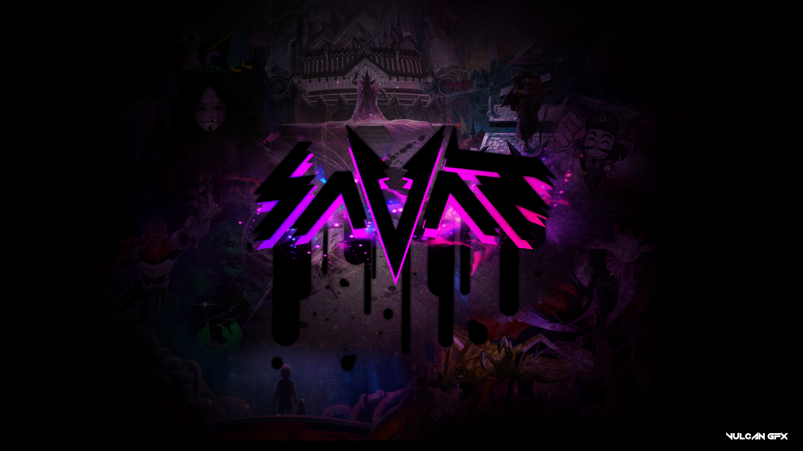 Savant Fan Wallpaper