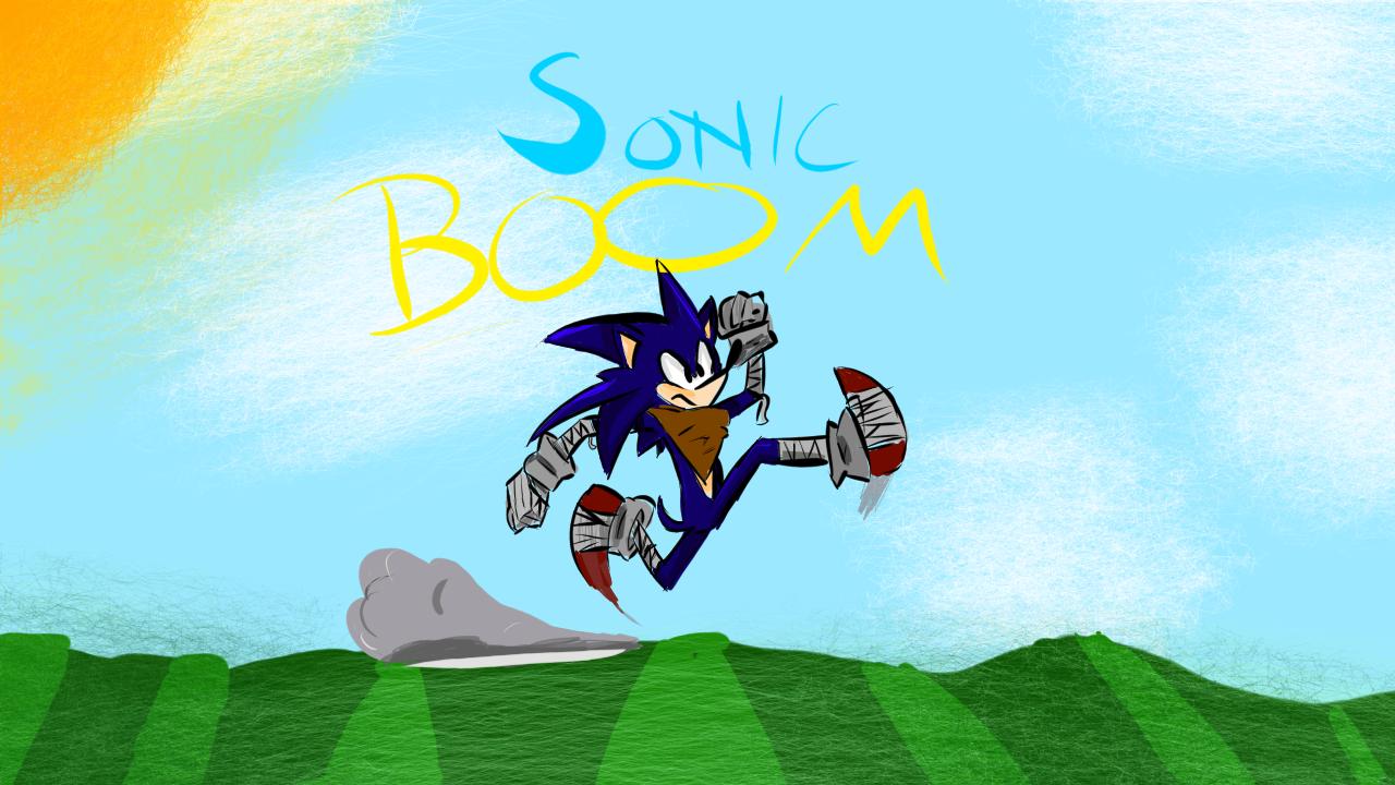 Sonic BOOM!