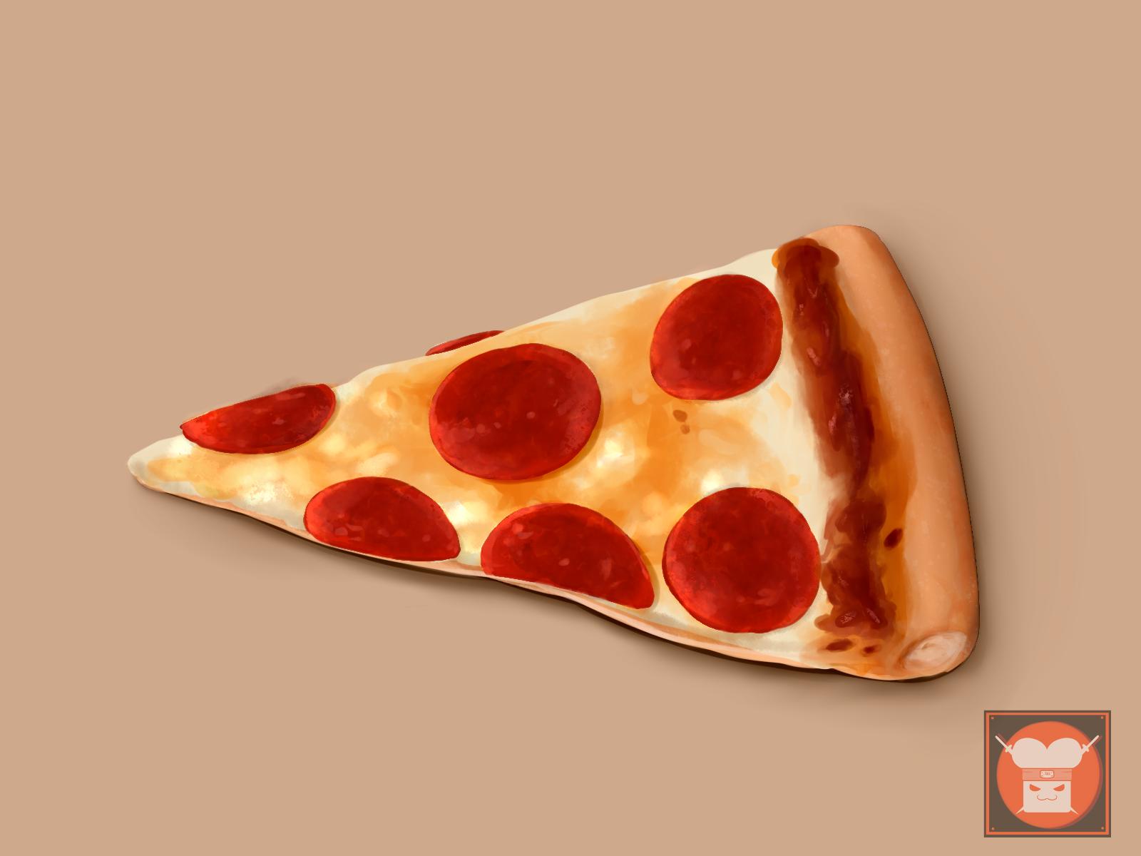 QUICK PAINT - Pizza