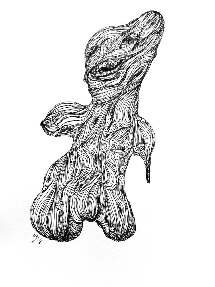 Naked Amputee Girl