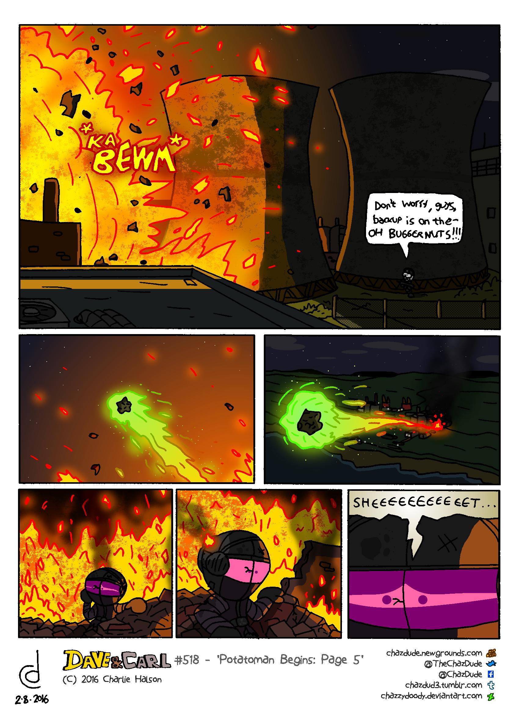 Potatoman Begins: Page 5