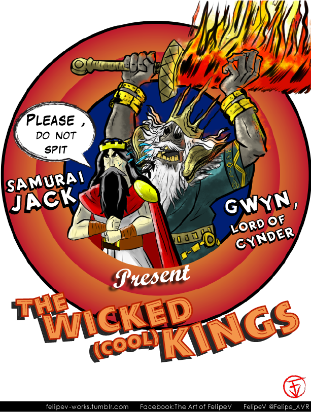 The wicked Kings