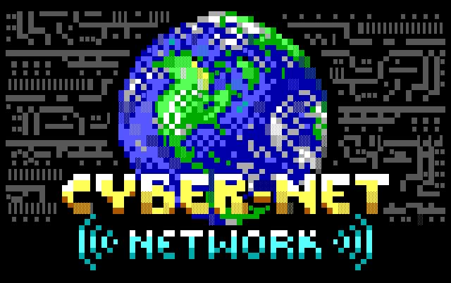 Cyber-Net Network Screen