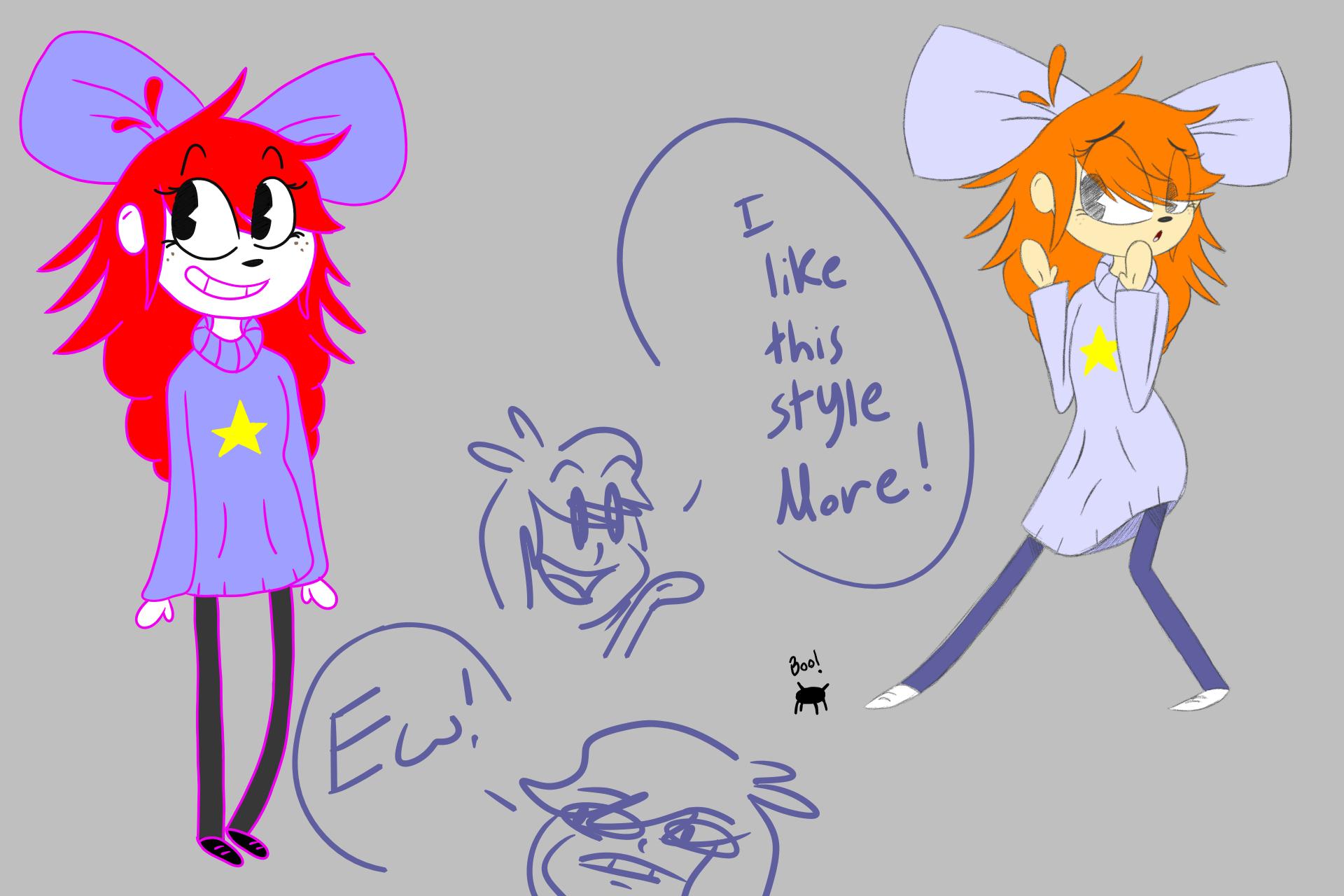 Character Design For Halloween.