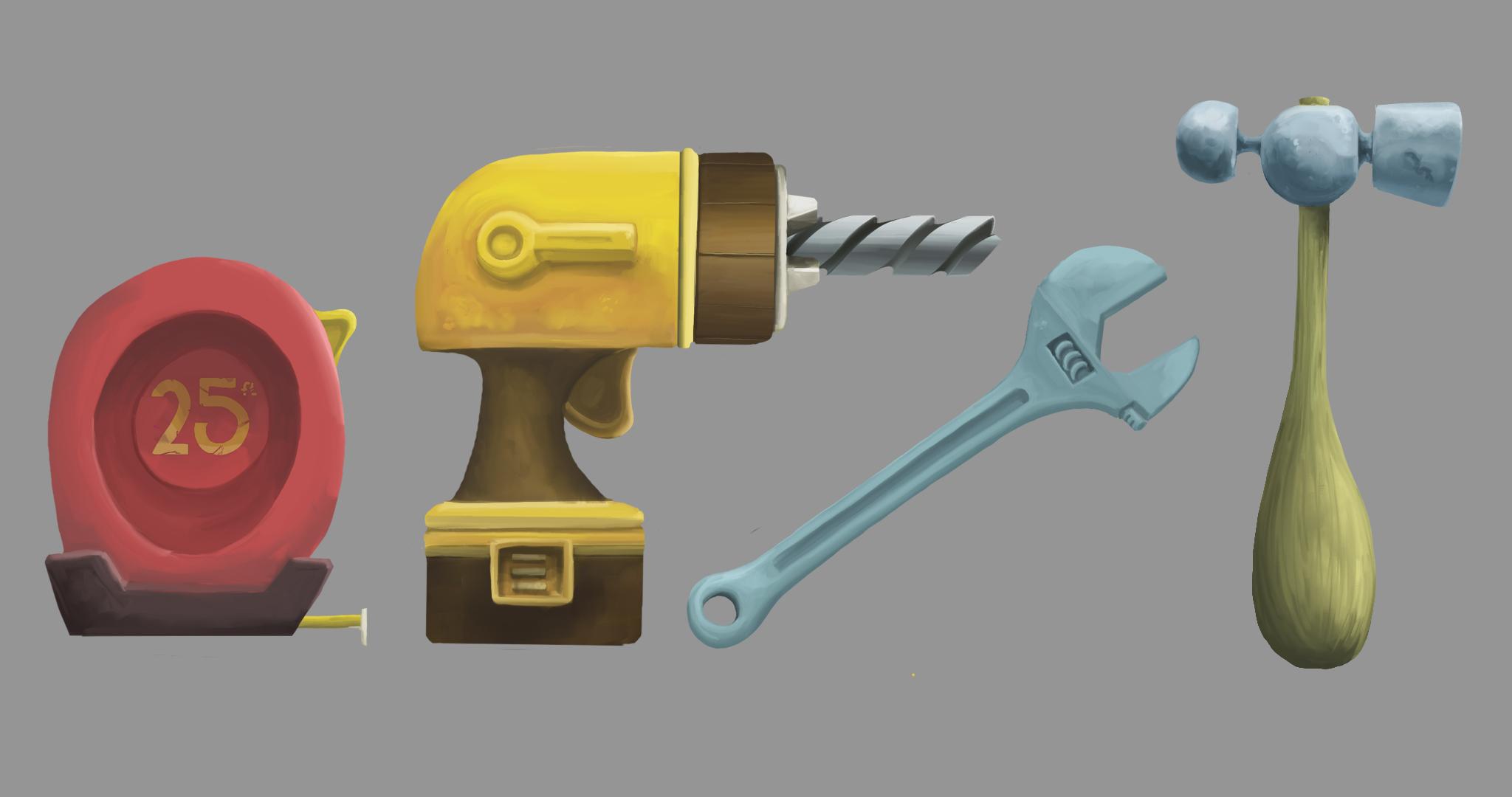 Toon Tools