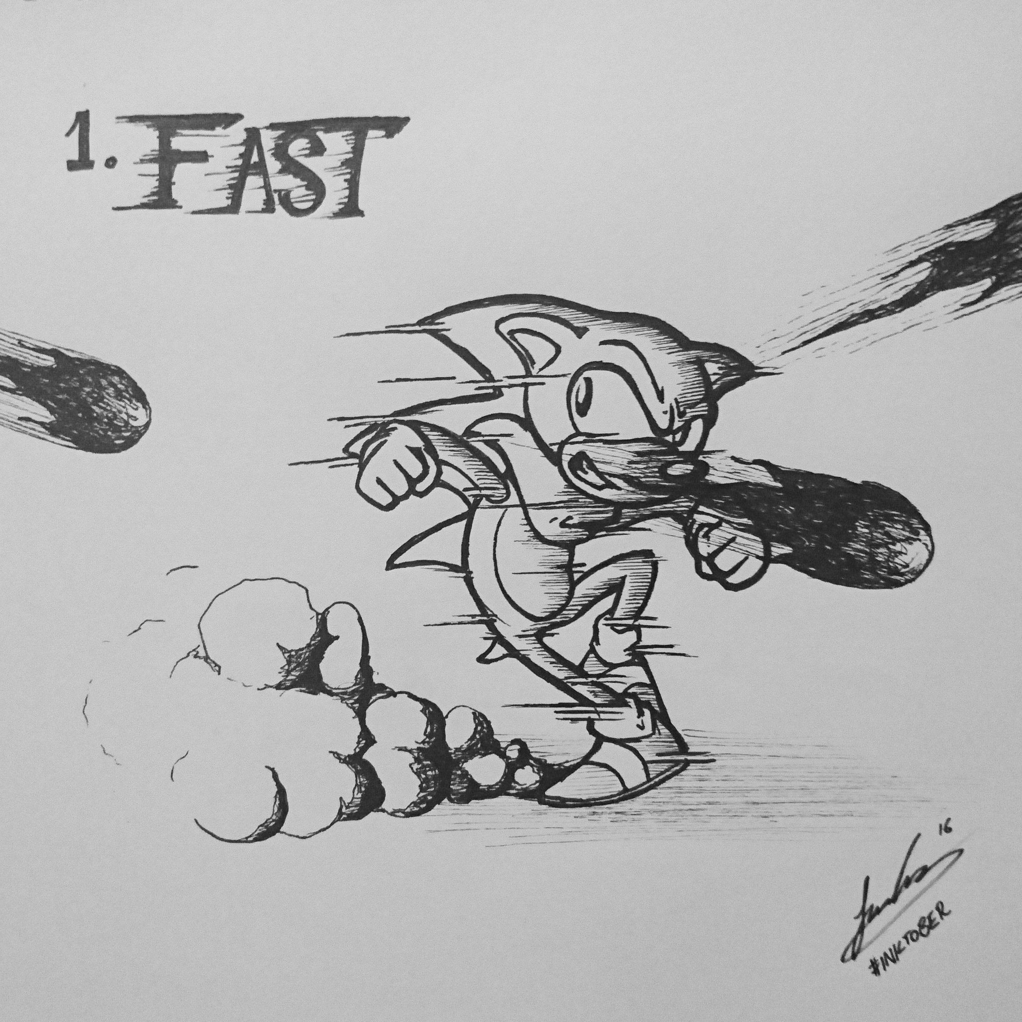 Day 1: Fast