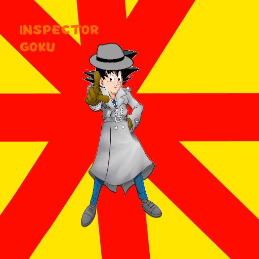 Inspector Goku