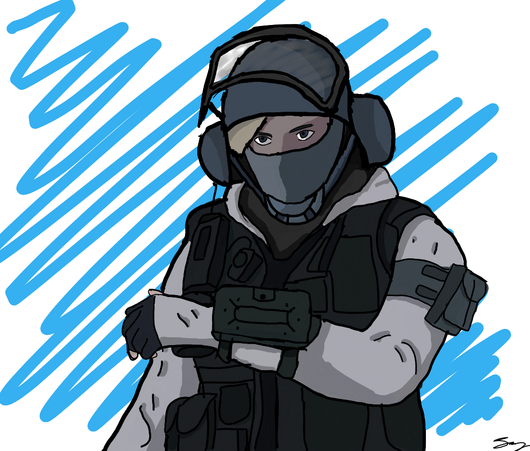 IQ : Rainbow Six Siege