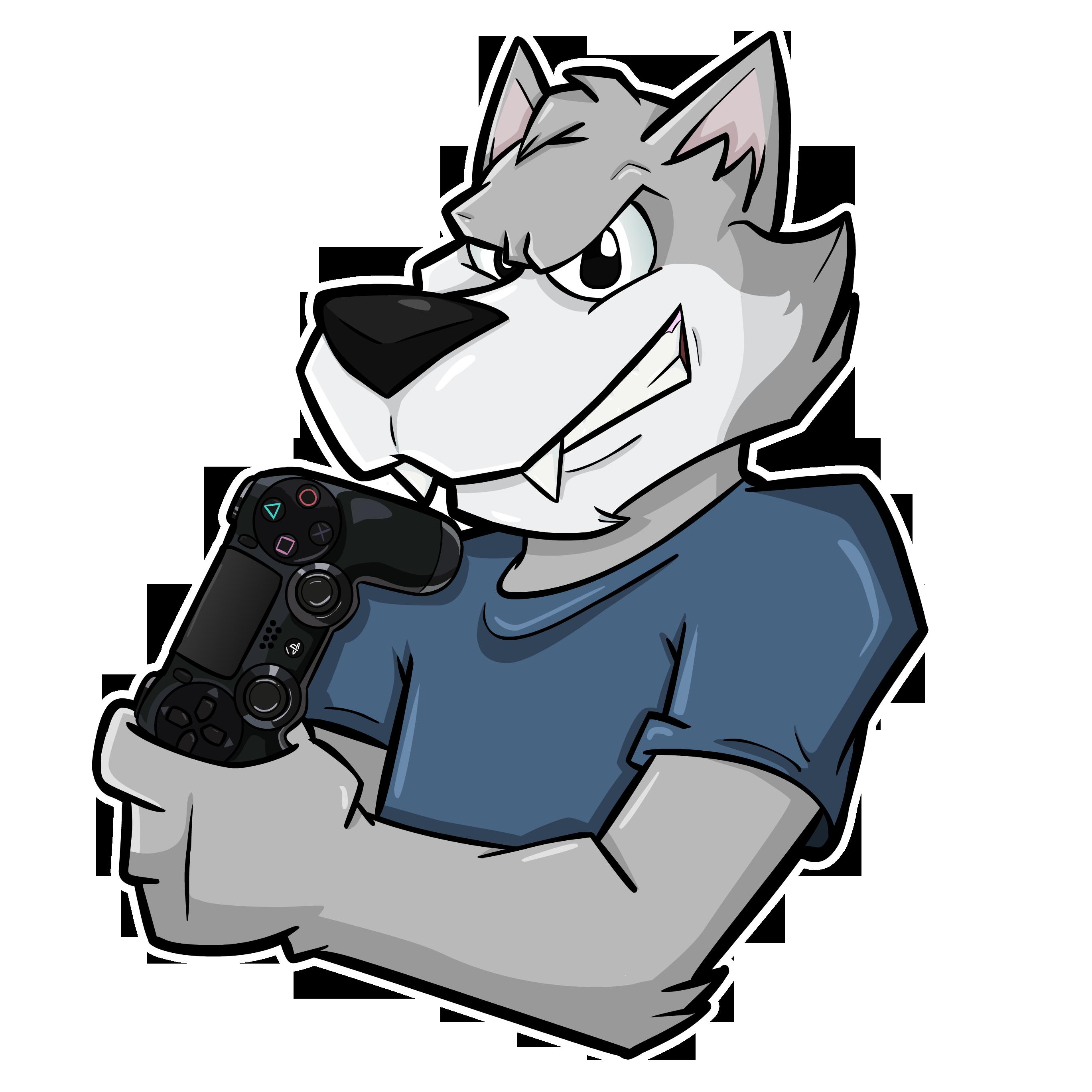 Wolf Dude