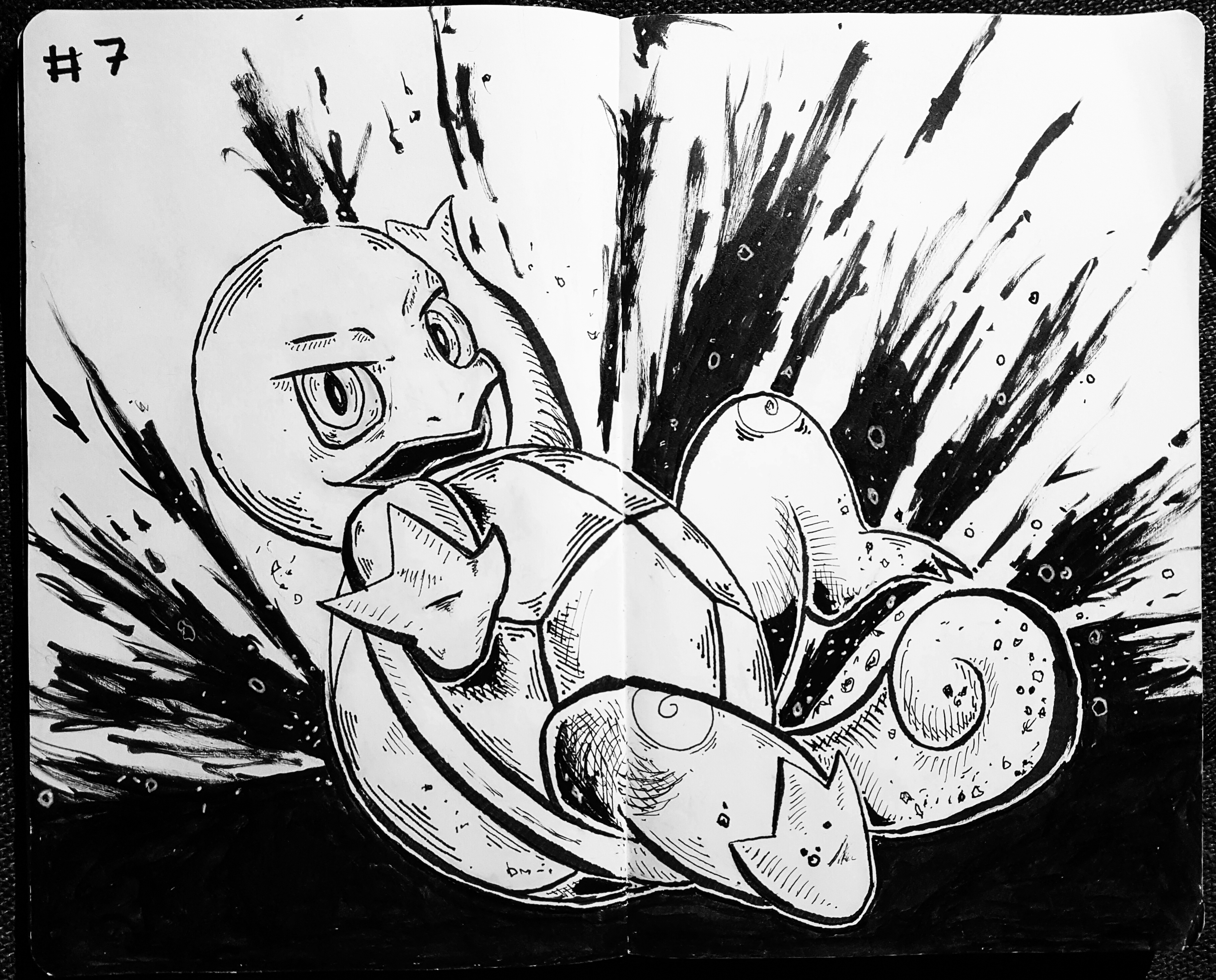 #07 - Squirtle