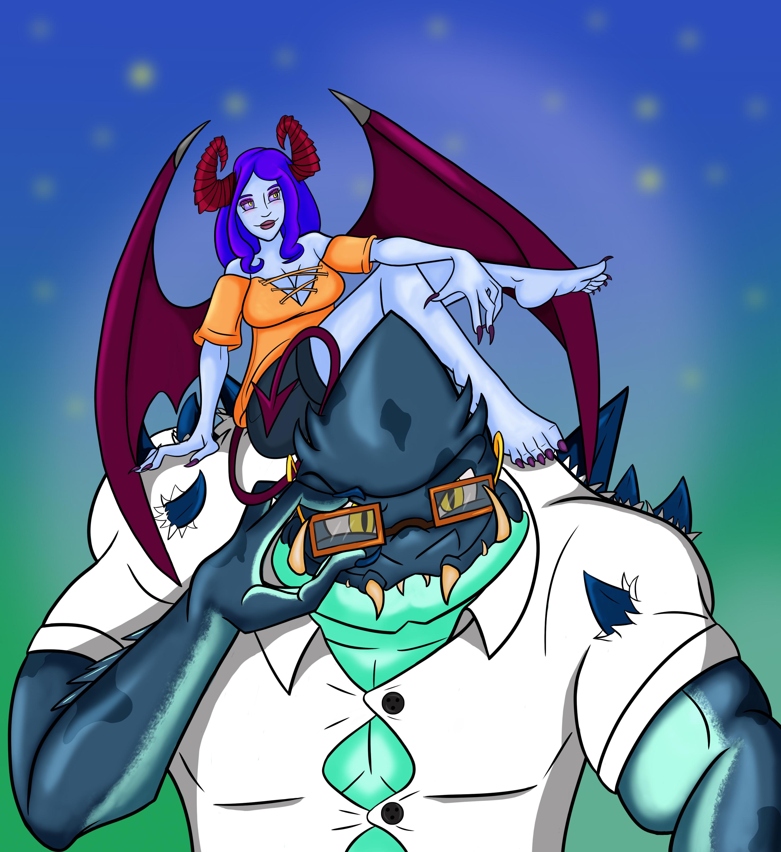 Anahi and Endel