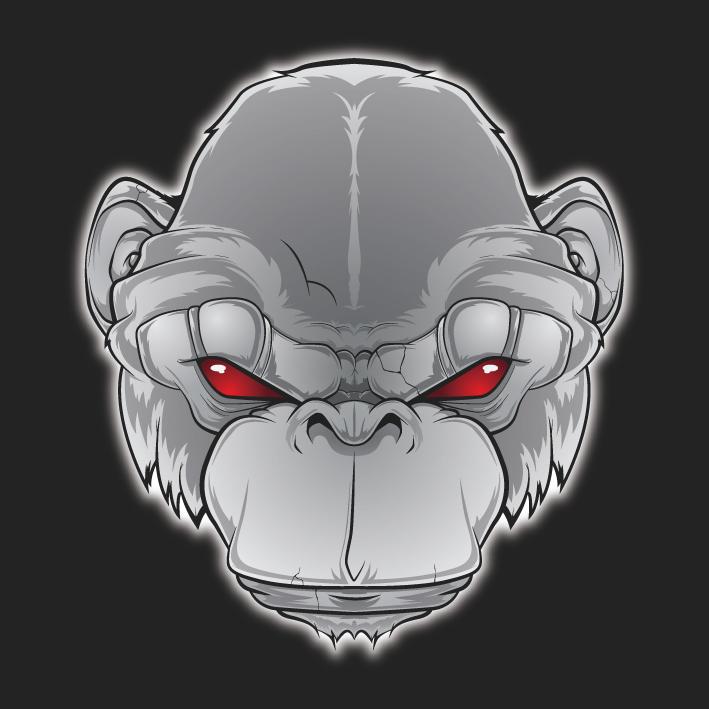 Monkey Okay - Cover art
