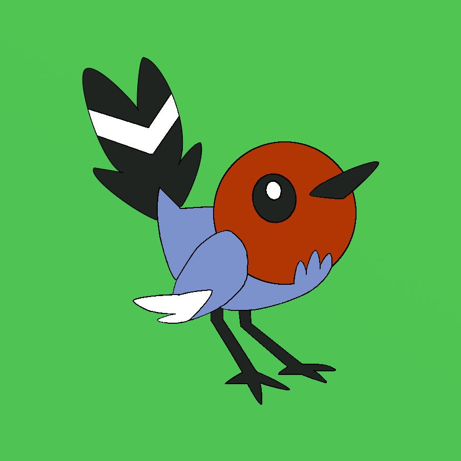 Pokemon Fletchling