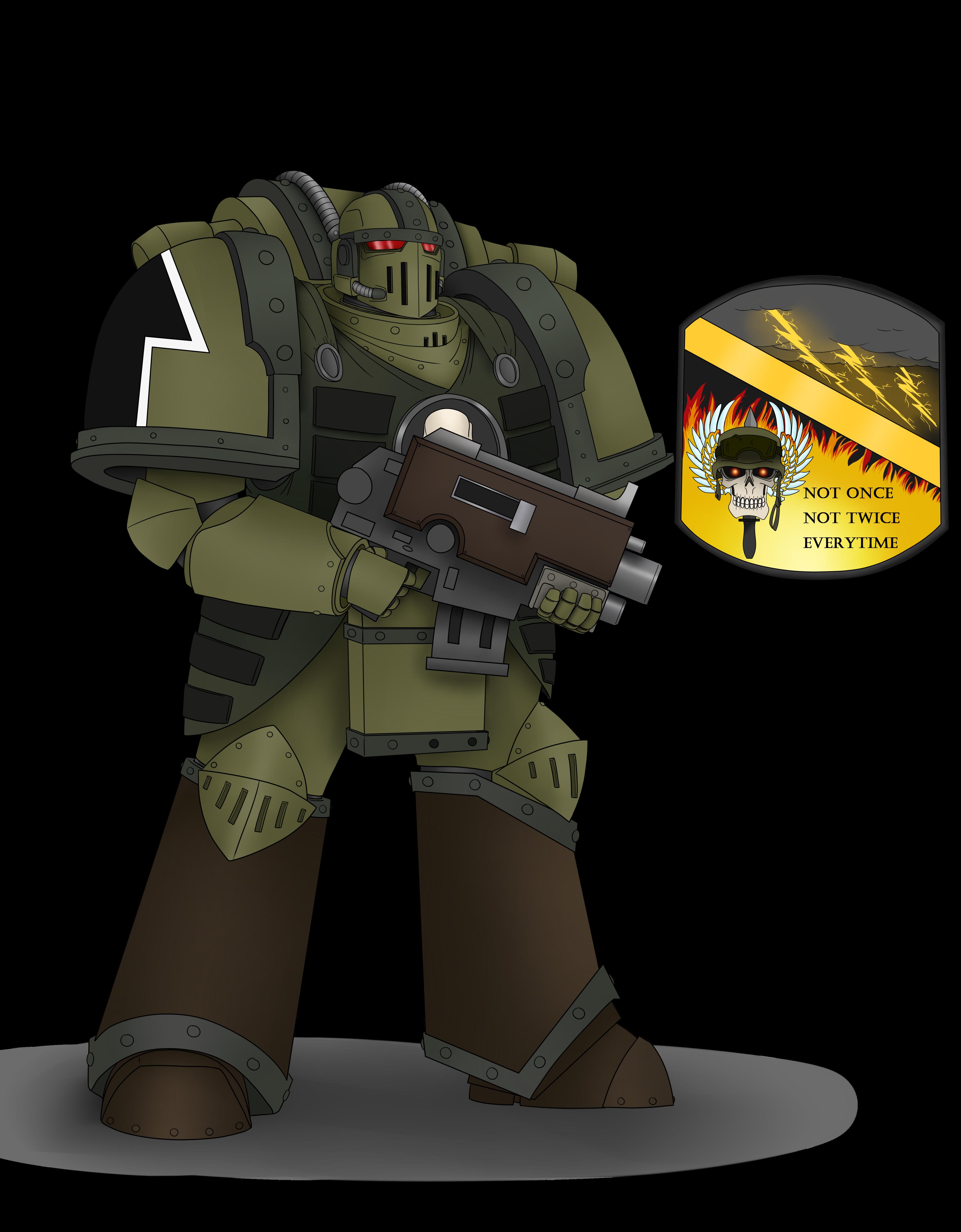 II Legion Concept