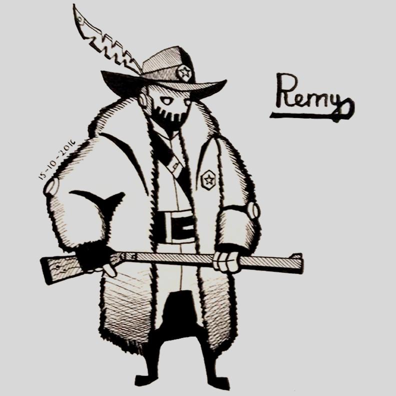 #14 - Sheriff Remy