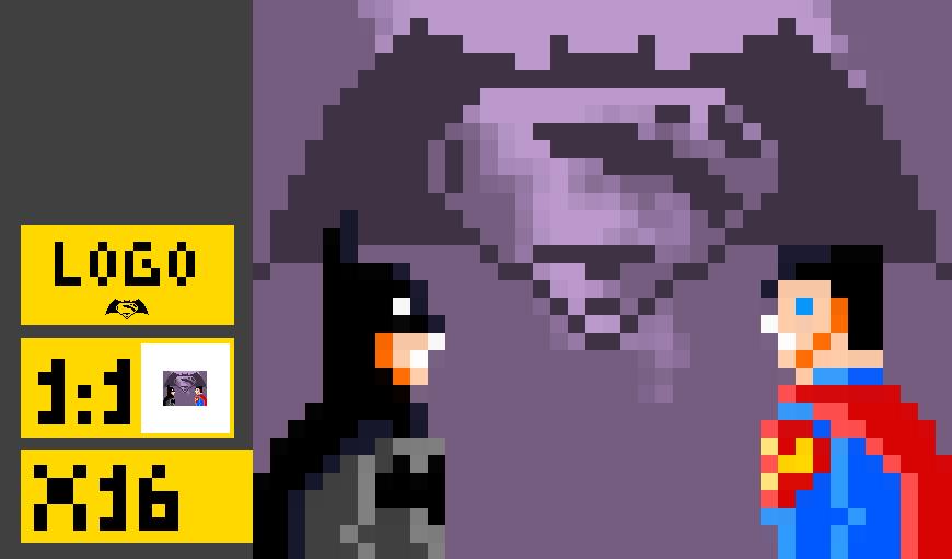 Batman V Superman: Dawn of Pixels