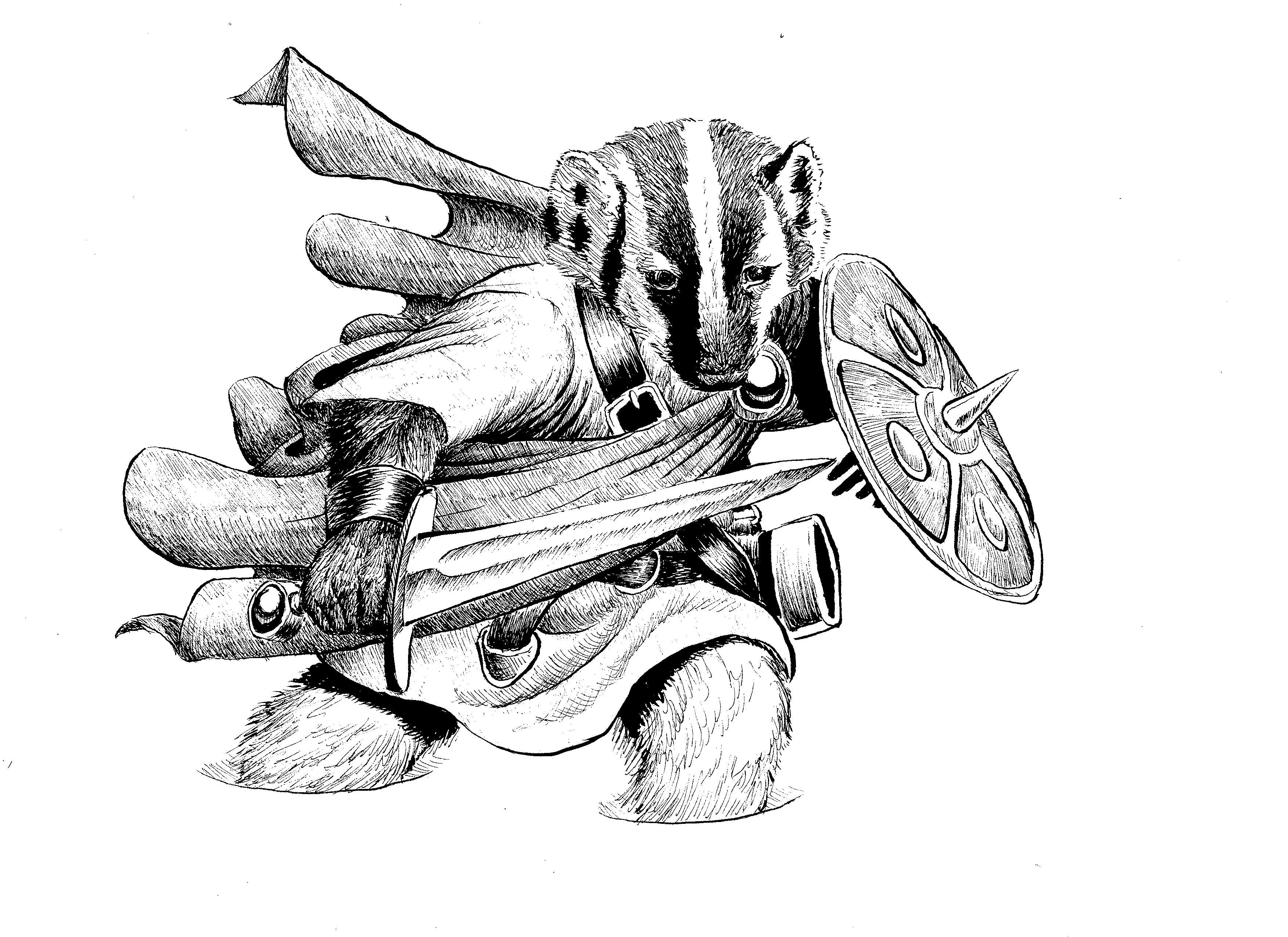 Badger Knight