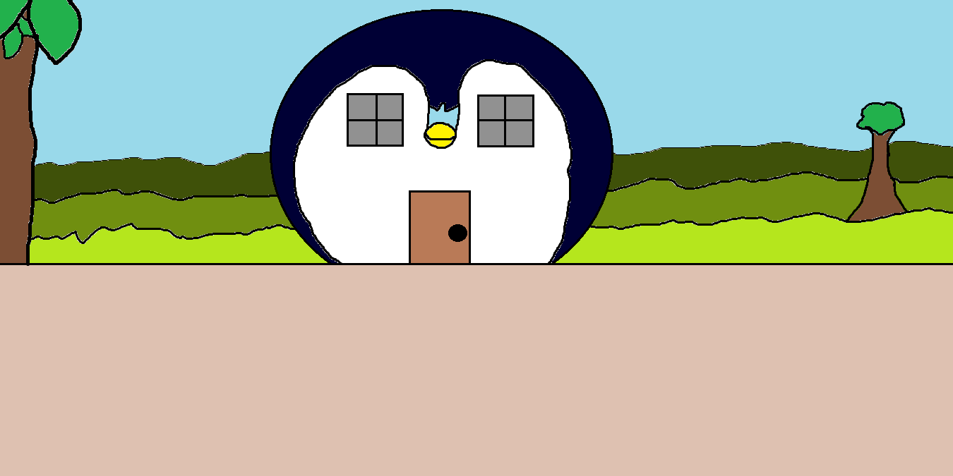 Pokemon: A Piplup's Hospitality: Piplup's house