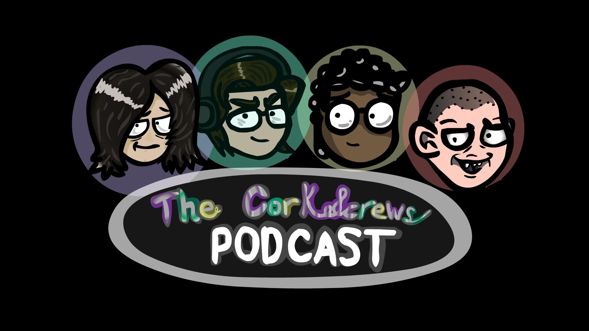 The Corkscrews Podcast: Official Art/Banner