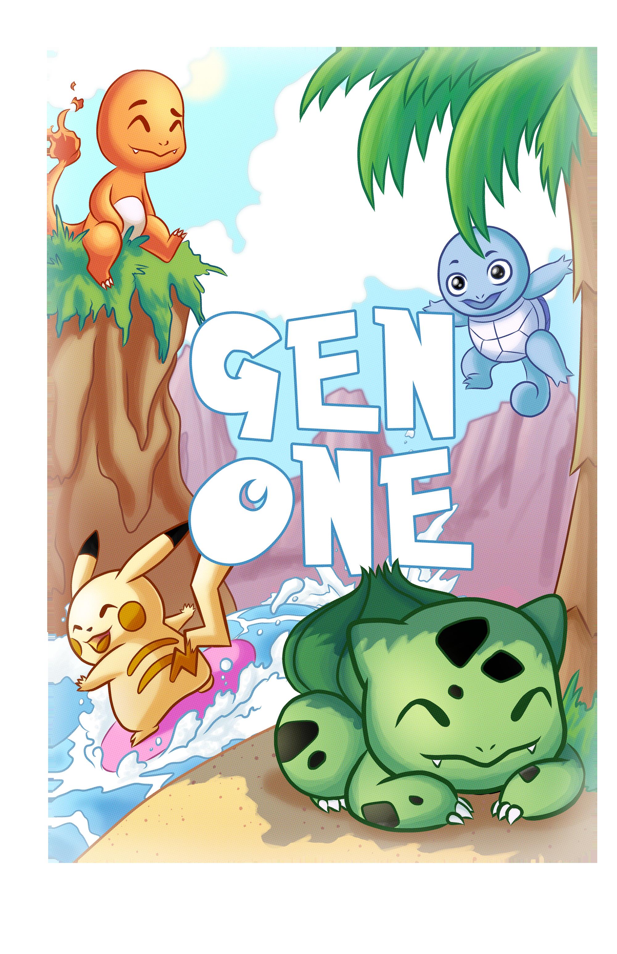 Gen 1!!!!