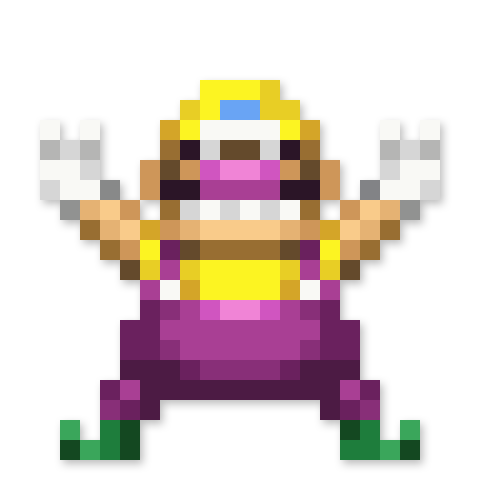 Day #198 - Wario