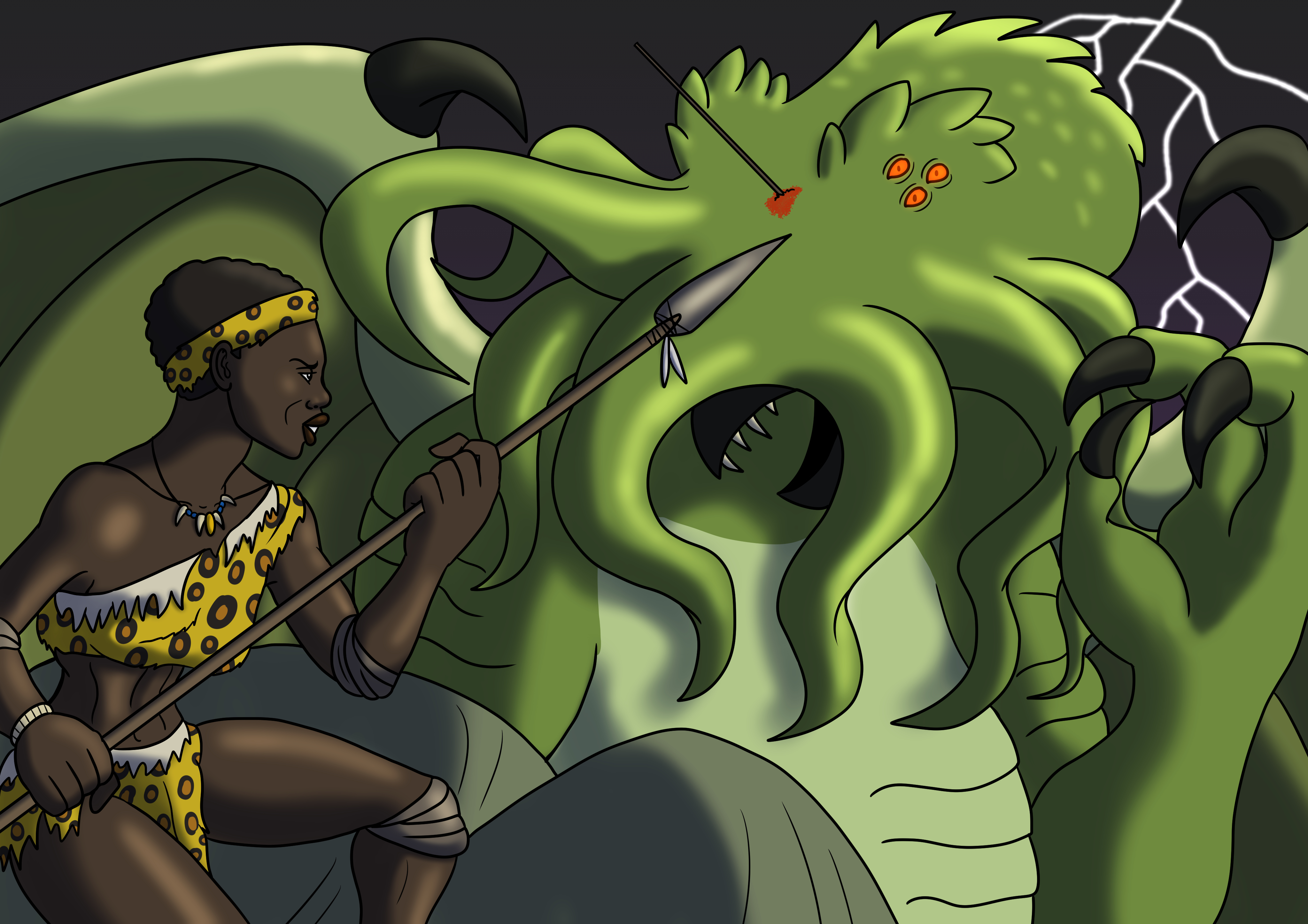 The Coming of Cthulhu