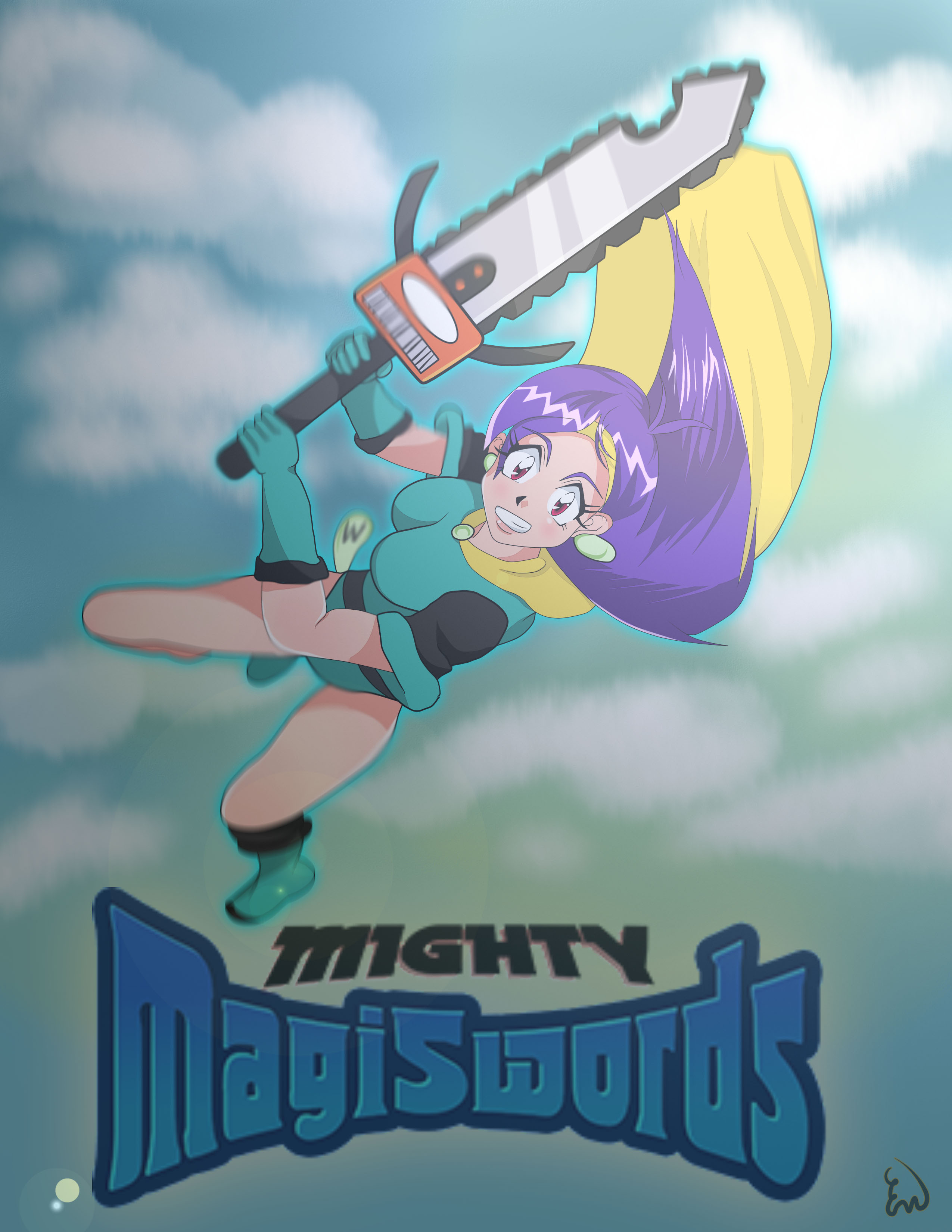 mighty magiswords vambre