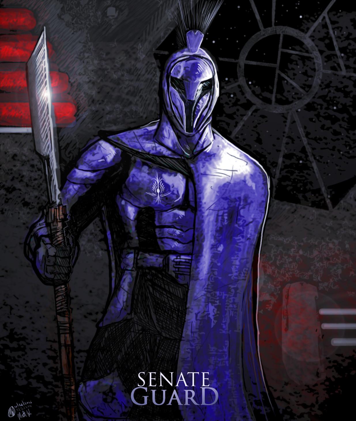 MW Senate Guard