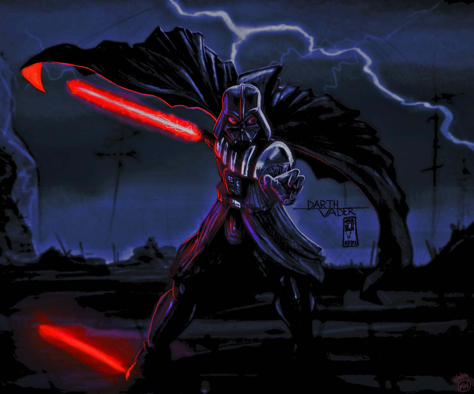 MW Darth Vader