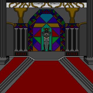 Zeta-7 Knight shrine