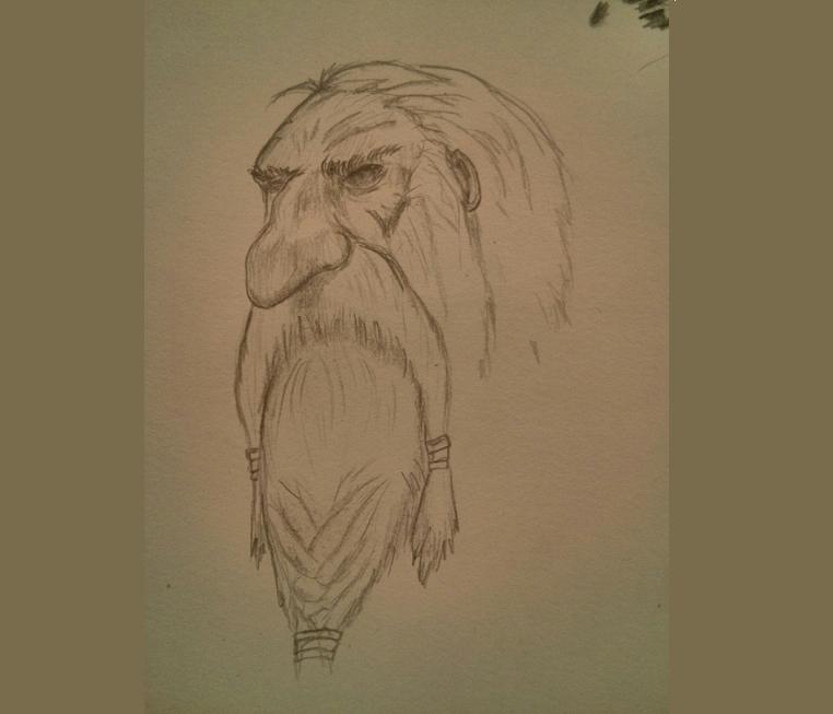 Gloomy Dwarf
