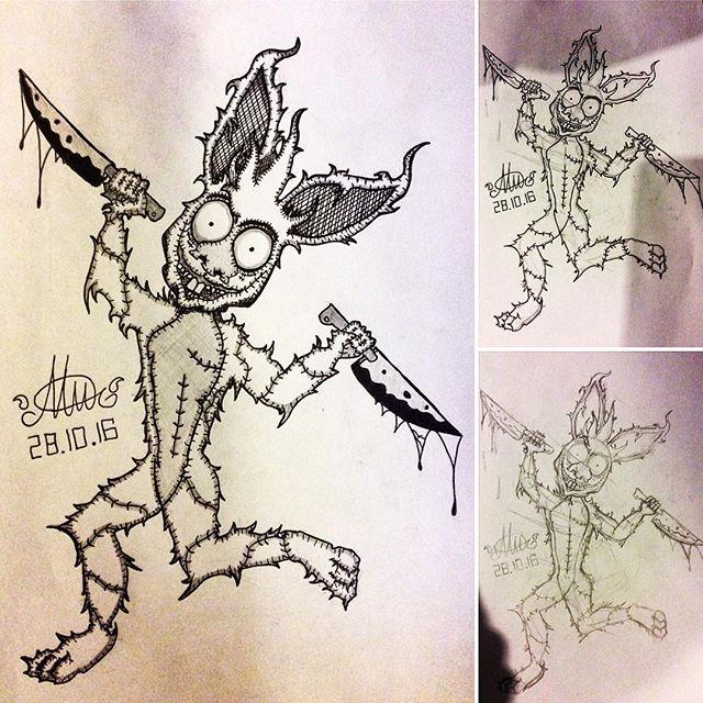The Evolution Of My Murderous Rabbit