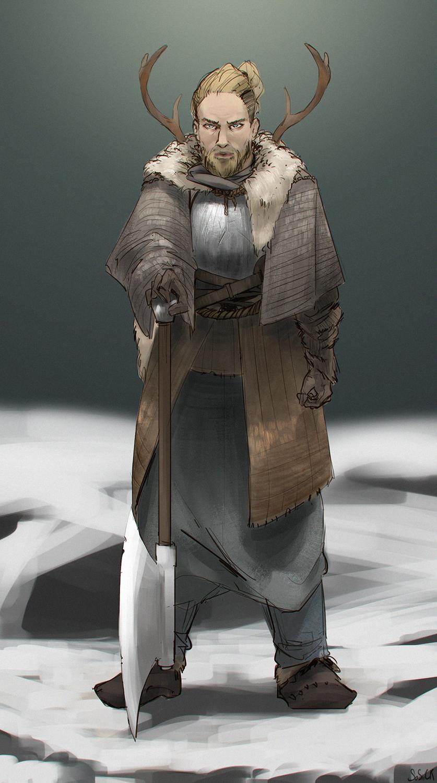 Viking Gatherer
