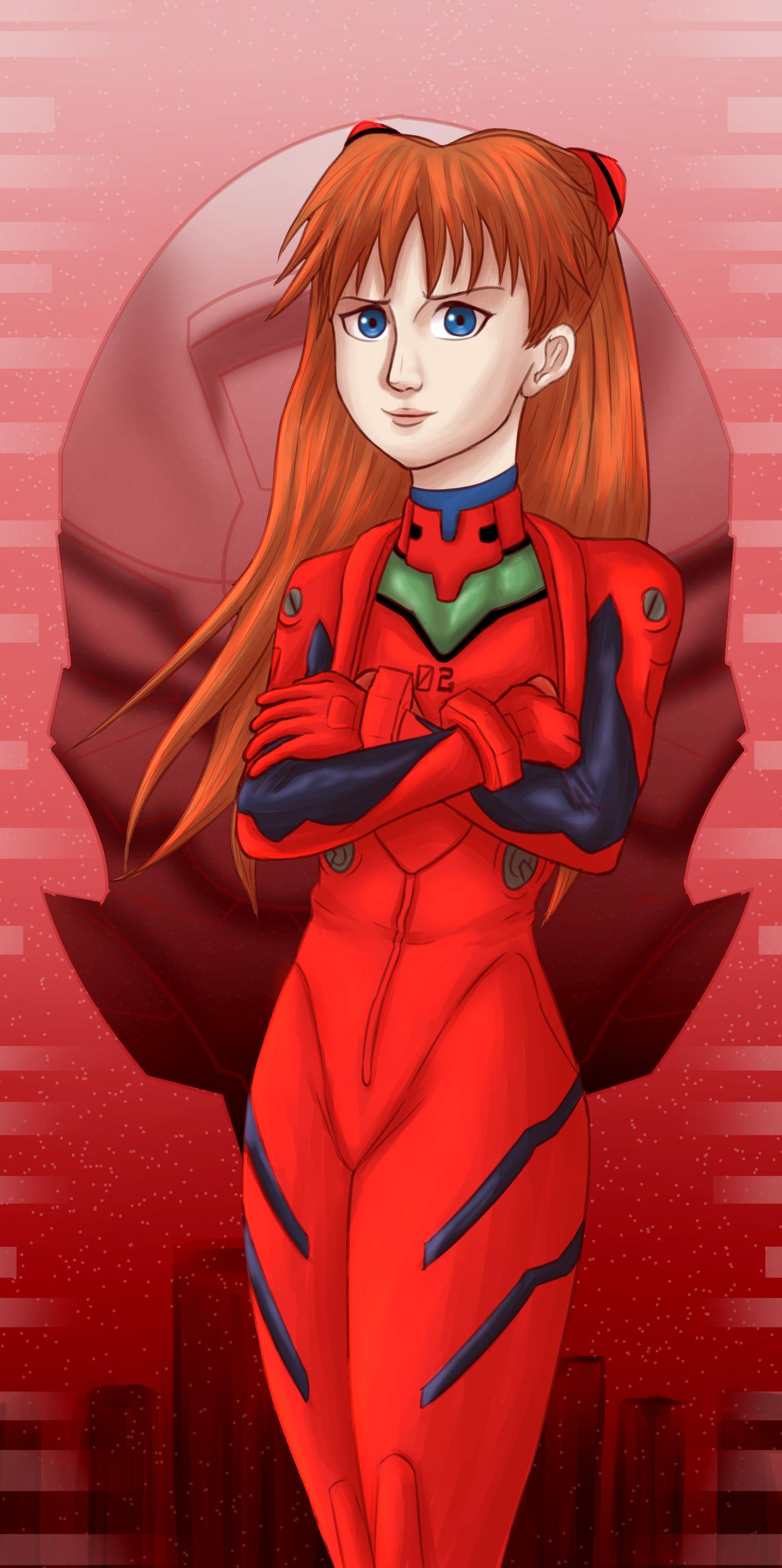Asuka (Neon Genesis Evangelion)