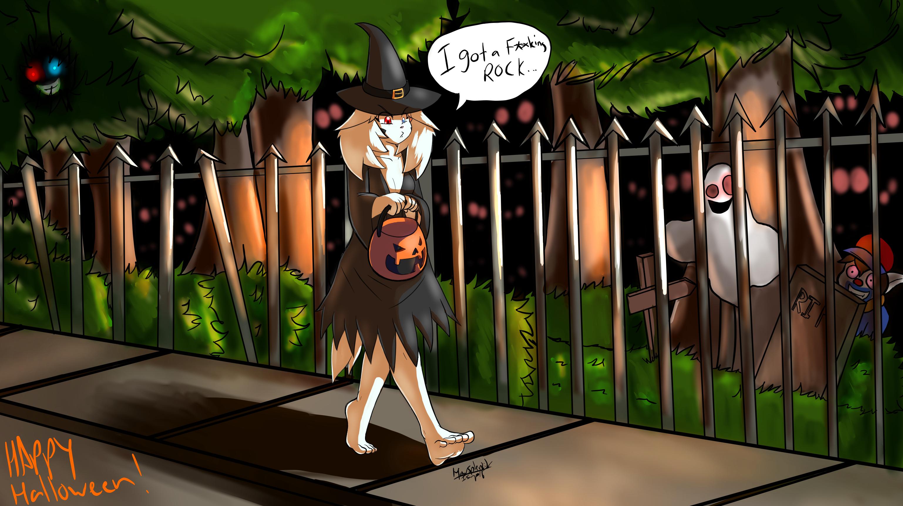A Caroline Halloween