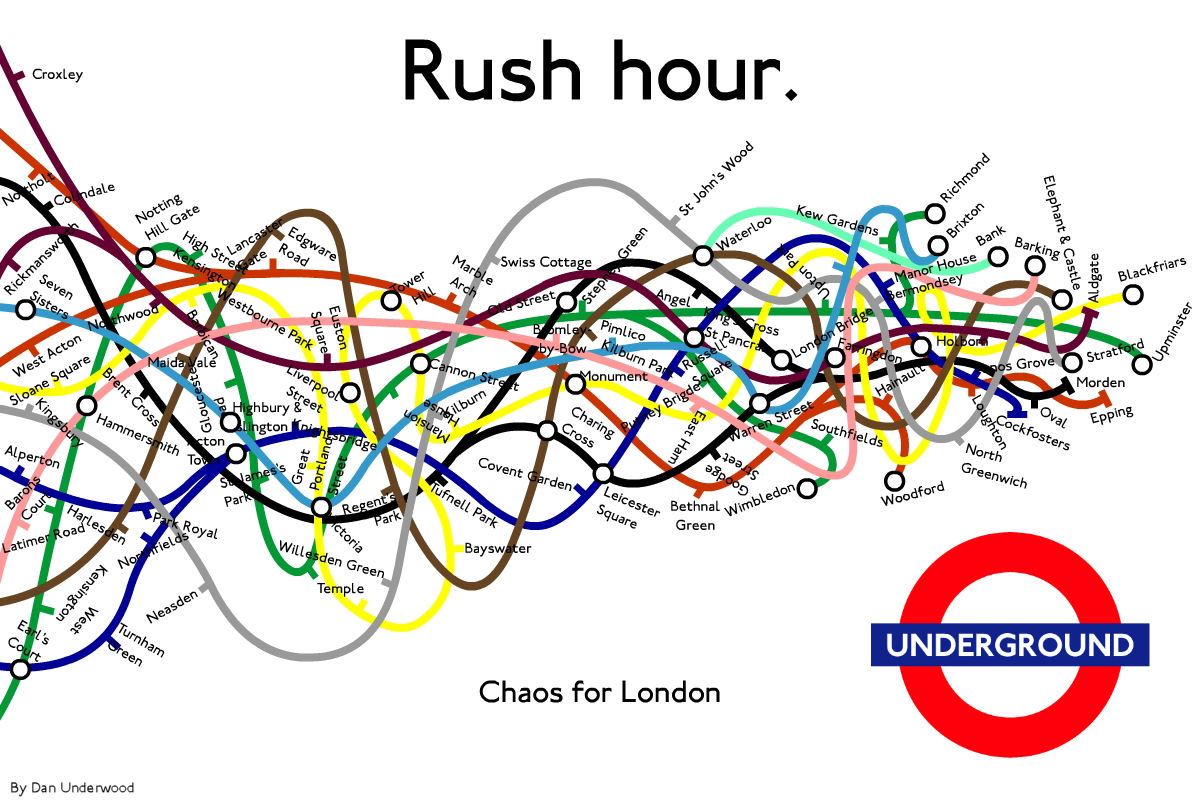 Rush Hour (Underground)