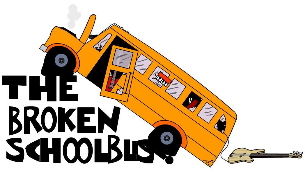 The Broken Schoolbus - Logo