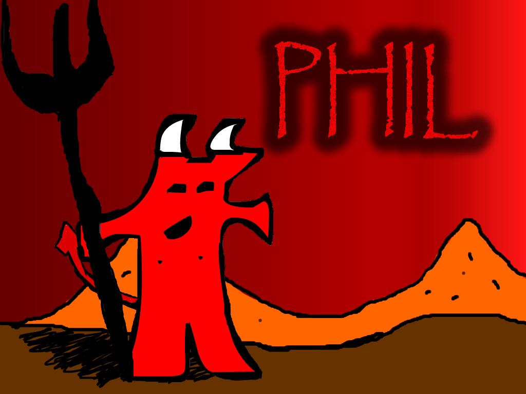 IT's PHIL!!!