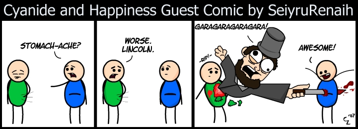 Cyanide and Happiness Fan-art