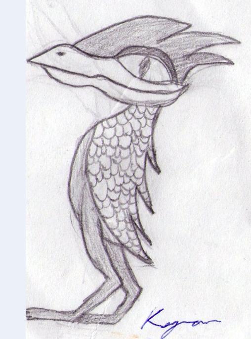 Bird Creature