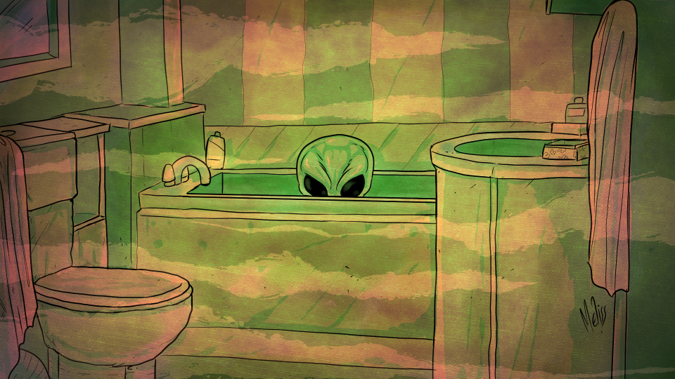 Halloween 2016 alien special