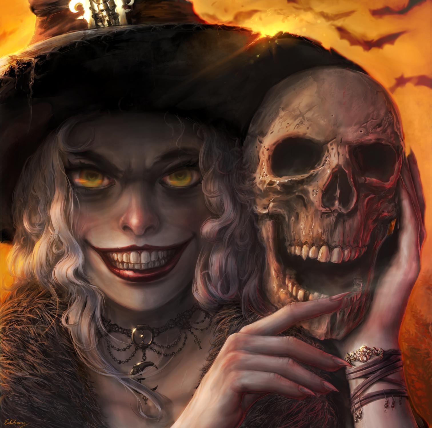 Halloween Rendezvous