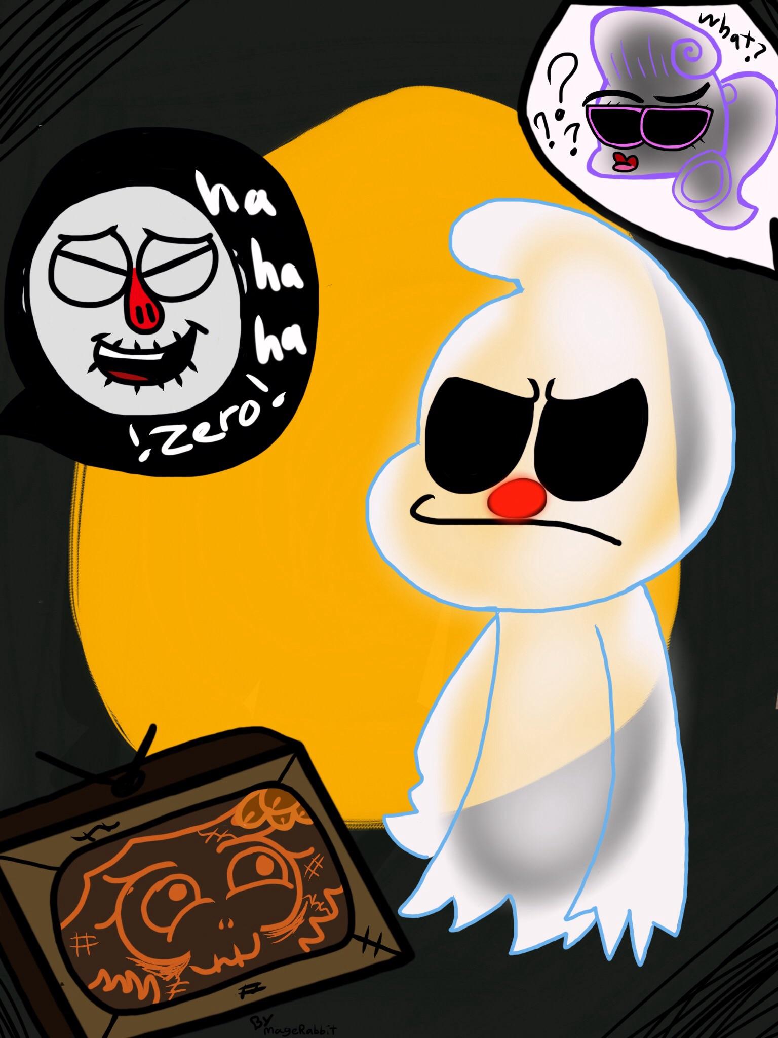 Halloween with hotdiggedydemon