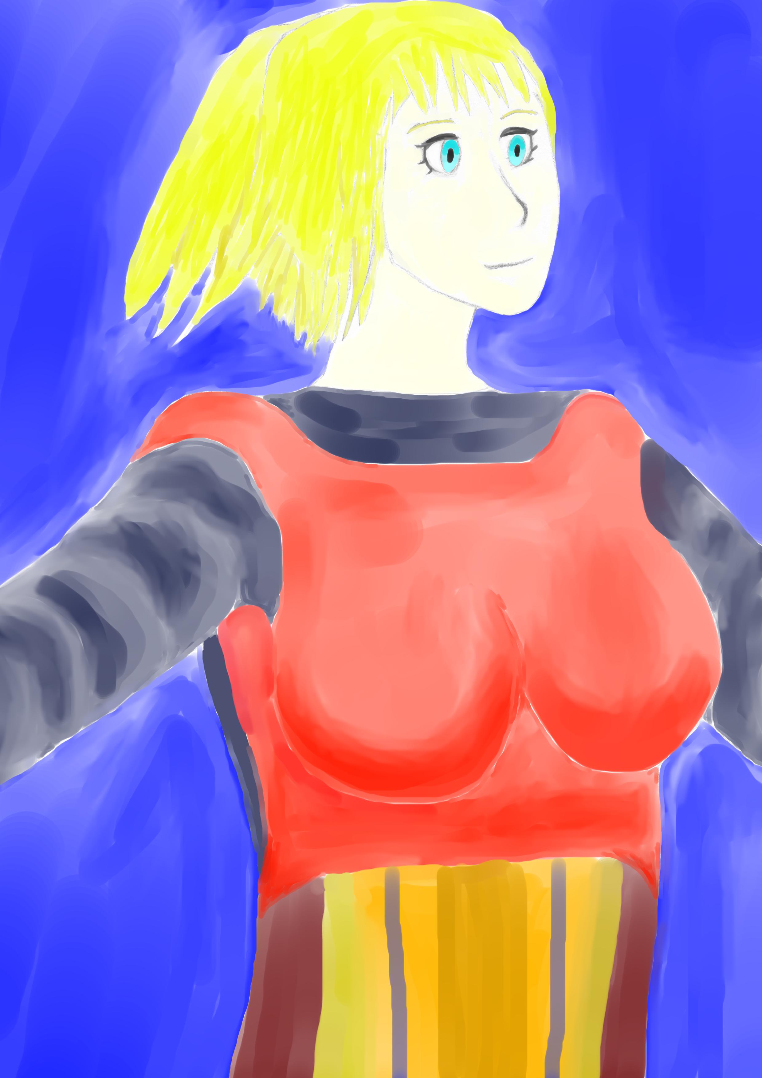 Animegirl50coloured