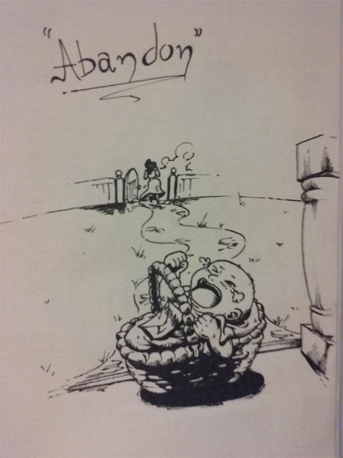 DAY 02 - Abandon