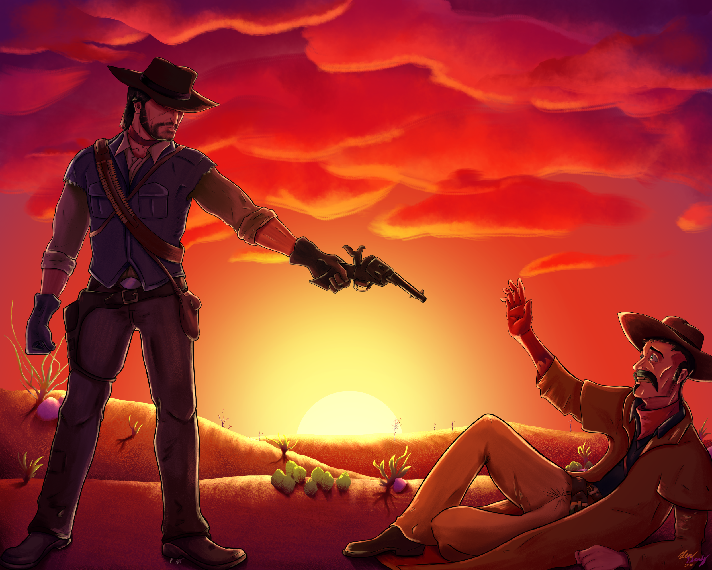 Red Dead Redemption - You Know My Name