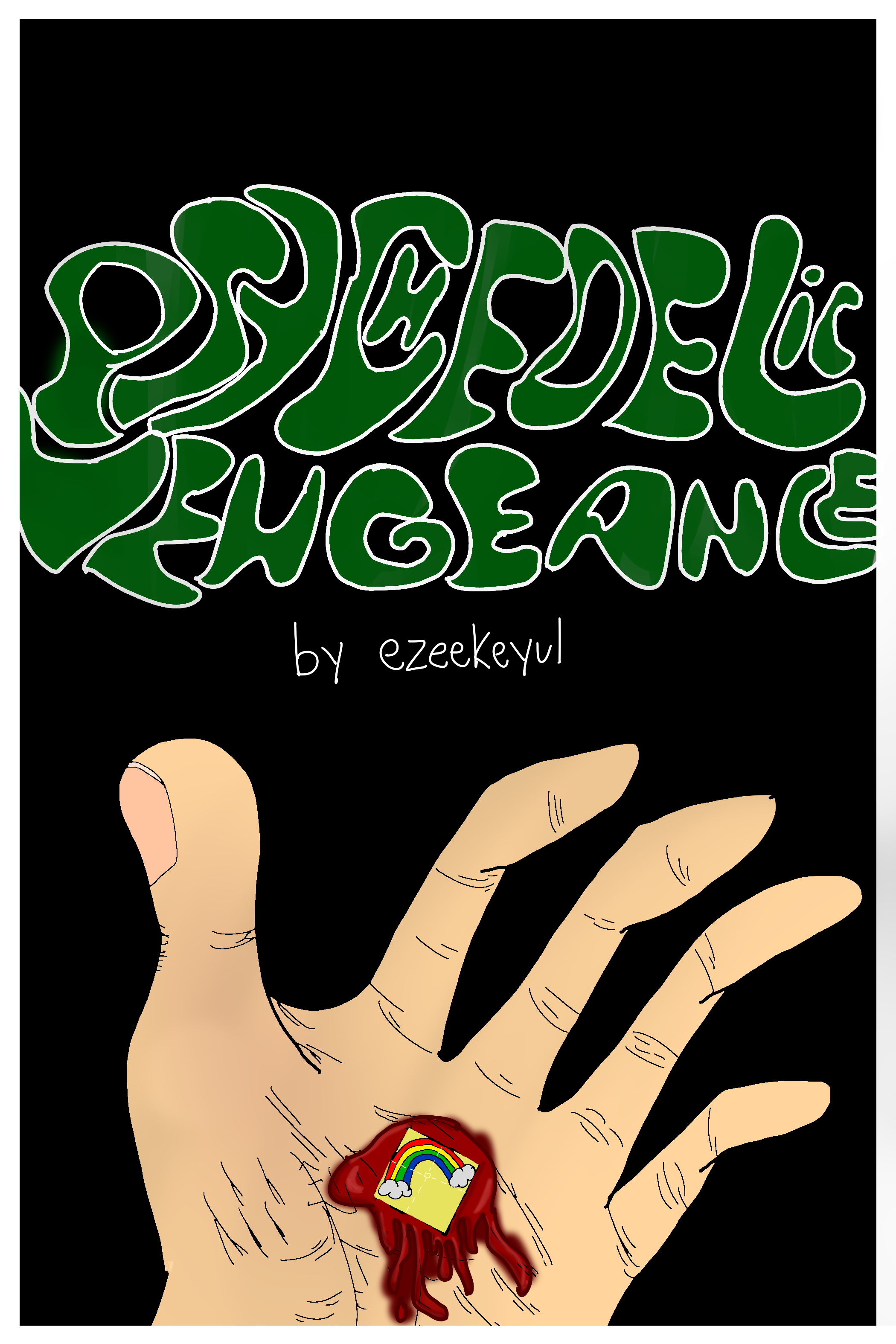 Psychedelic Vengeance Cover
