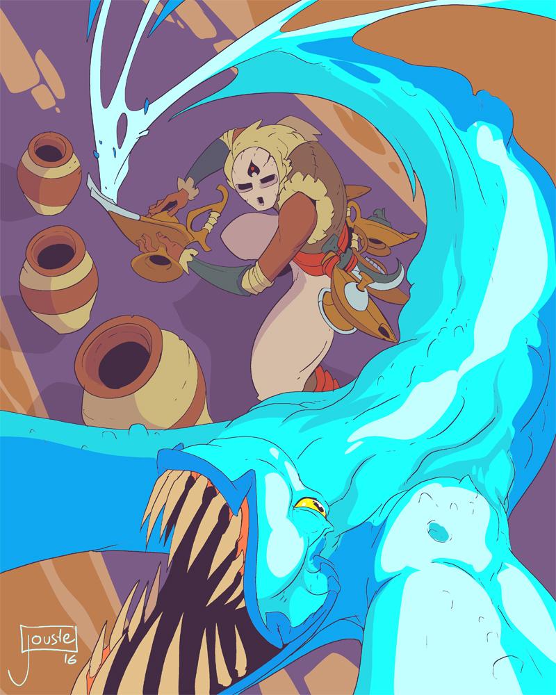 The Genie Hunter